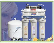 Clearly Compact Vattenrenare RO Reverse Osmosis Ultra filtrering 3000M