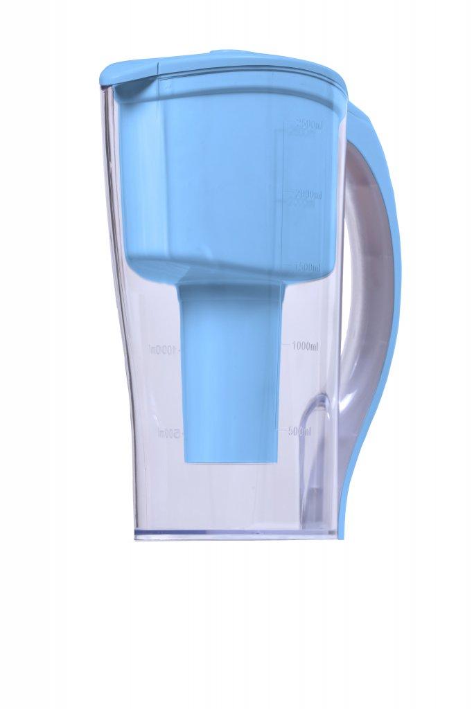 Underbar Vattenfilterkanna, Vattenreningskanna Micro Multi 4 steg Clearly 2 DR-71